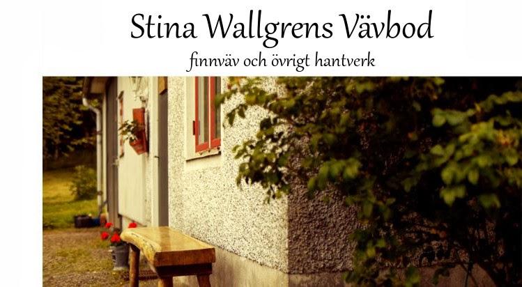 Stina Wallgrens Vävbod