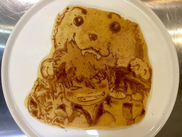 11-KimochiSenpai-Food-Art-in-WIP-Portrait-Pancakes-www-designstack-co