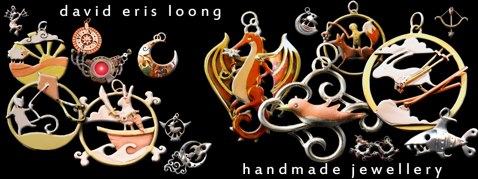 david eris loong handmade jewellery