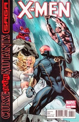 X-Men Curse Of The Mutants Saga: