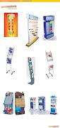 . para resaltar marcas o productos. Banners, Carteles, Habladores.