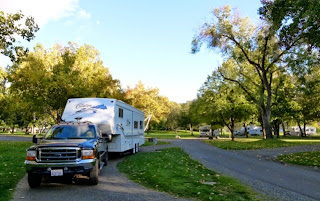 Maryhill Art Museum & State Park = perfect family RV Short Stop, camping