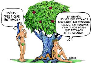 ESPAÑA EL PARAÍSO
