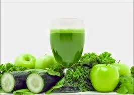 Resepi Jus Buah Bersama Sayur-Sayuran