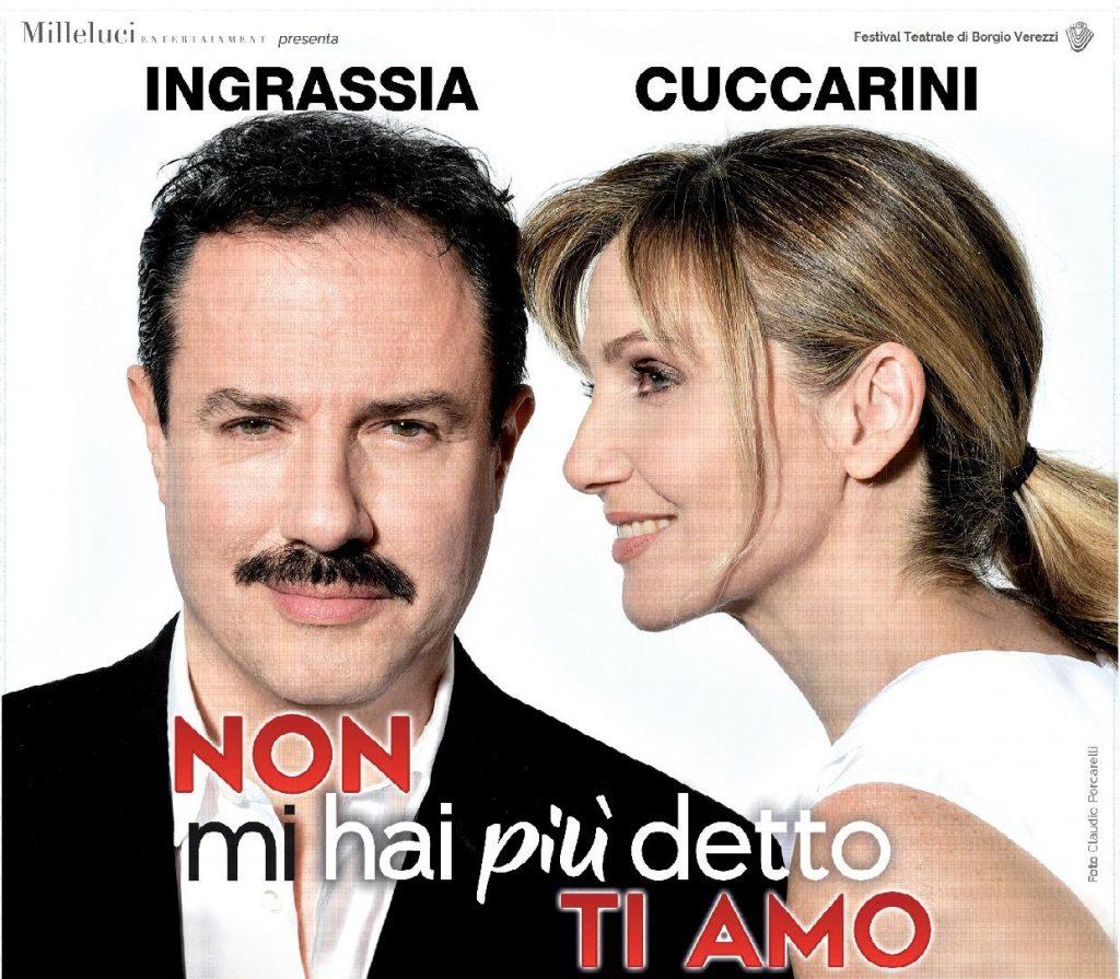 """NON MI HAI PIU' DETTO TI AMO"" regia di  Gabriele Pignotta"