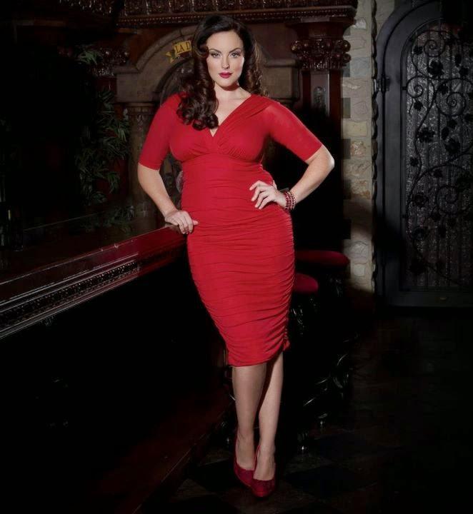 Que significa una mujer vestida de rojo