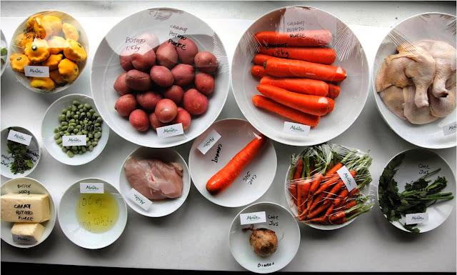 Melvita, melvita 30th anniversary, French coooking, organic cooking, nathalie gourmet studio, cooking, french recipe, organic cooking ingredients, organic chicken, organic vegetables, organic butter