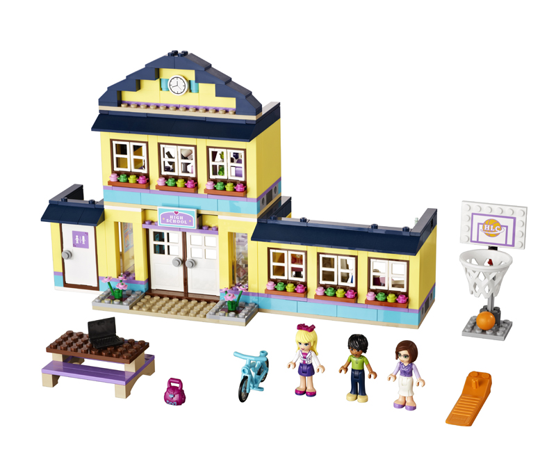 lego friends heartlake high - photo #16
