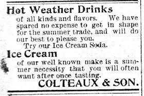 Colteaux & Son 1901 ?? Ad