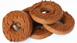 Deliciosas galletas de café