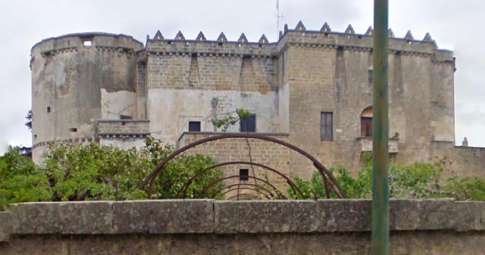 Bisanzio il castello di morciano di leuca for Piani scozzesi della casa del castello dell altopiano