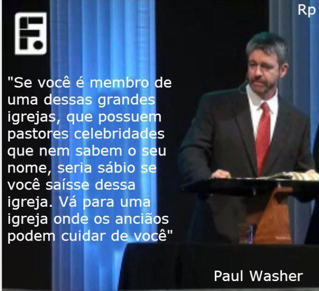 Suficiente Pr. Paul Washer - Frases Cristãs   Acervo da Teologia Rascunho XI58