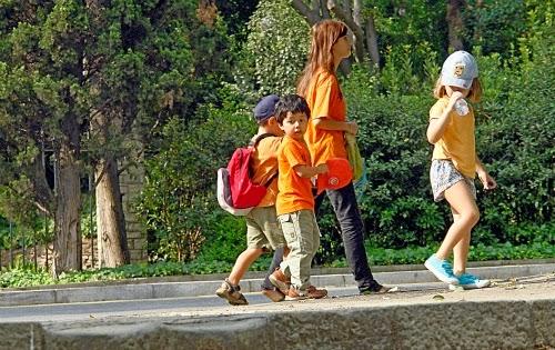 Consejos para preparar excursiones con niños