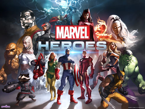 Download Game PC Marvel Heroes Free Download Game Online For PC: Marvel Heroes