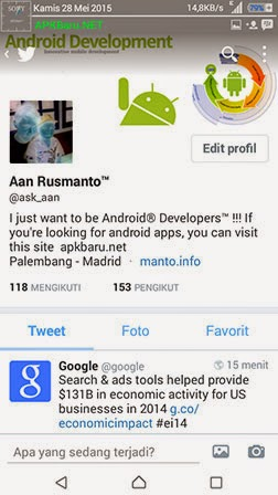 twitter android apk