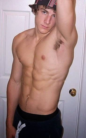 College Fratboy Hairy Armpits