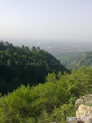 Trail 5, Margalla Hills, Islamabad