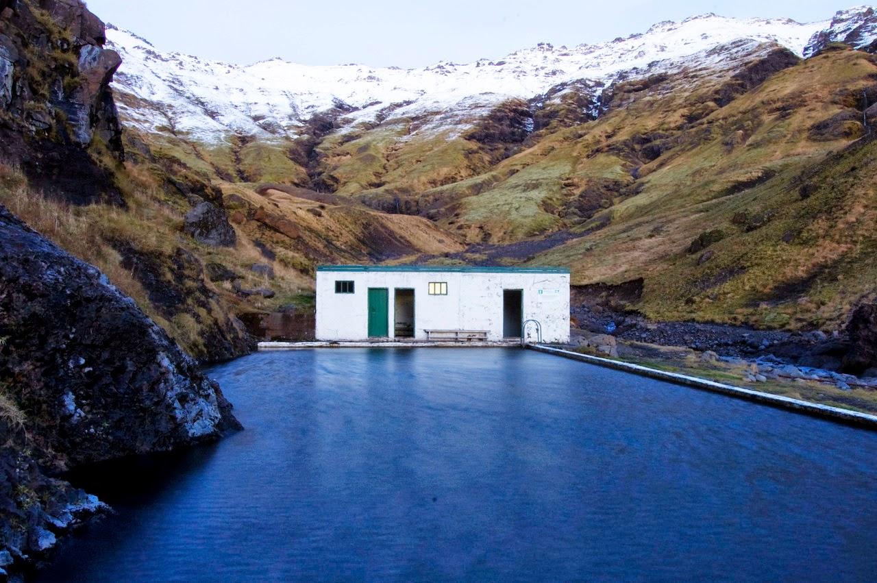 Seljavallalaug: Viaje a una piscina mágica del Sur de Islandia