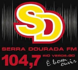 A rádio Serra Dourada FM de Rio Verde e Montividiu passa a operar em 104,7 Mhz