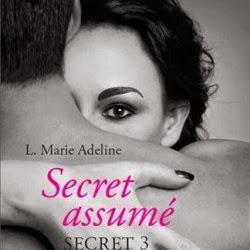 S.E.C.R.E.T., tome 3 : Secret assumé de L. Marie Adeline