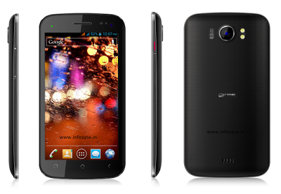 Micromax Canvas 2 A110  Specification & Latest price