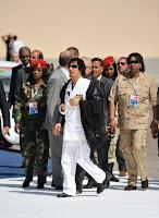 muammar algaddafi female bodyguards 11 Foto foto 40 Perawan Pengawal Pribadi Muammar Qadhafi