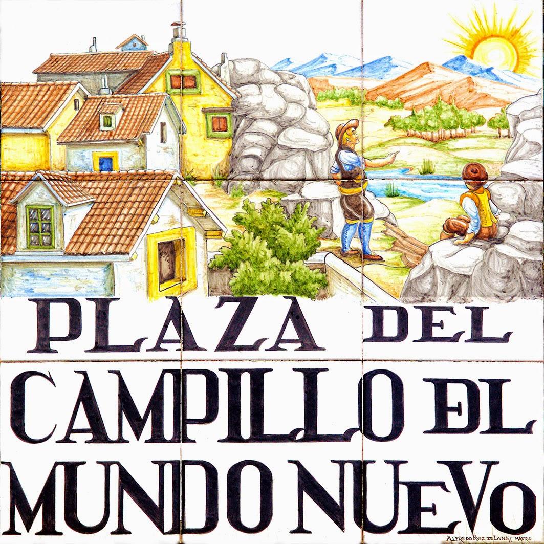 Plaza del Campillo del Nuevo Mundo