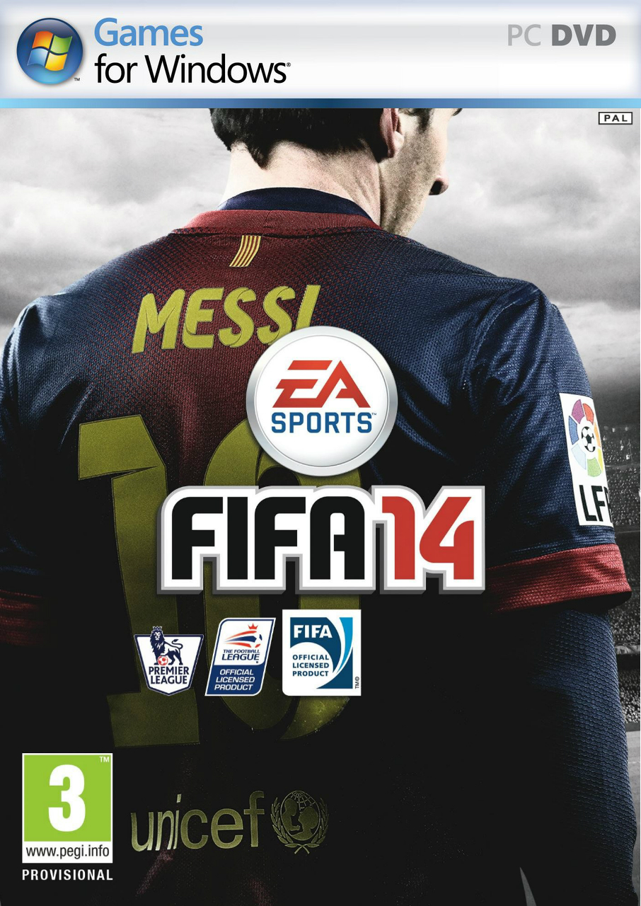 Download FIFA 14 - PC Games | Super Highly Compressed PC Games ...
