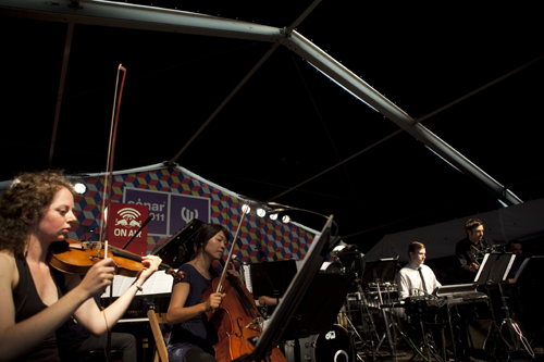 Sonar 2011, The Brandt Brauer Frick Ensemble,Discosafari