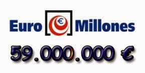 Euromillones del viernes 23 de mayo de 2014