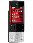 Spesifikasi Nokia X3