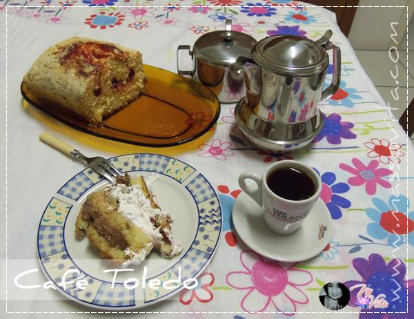 Café com torta