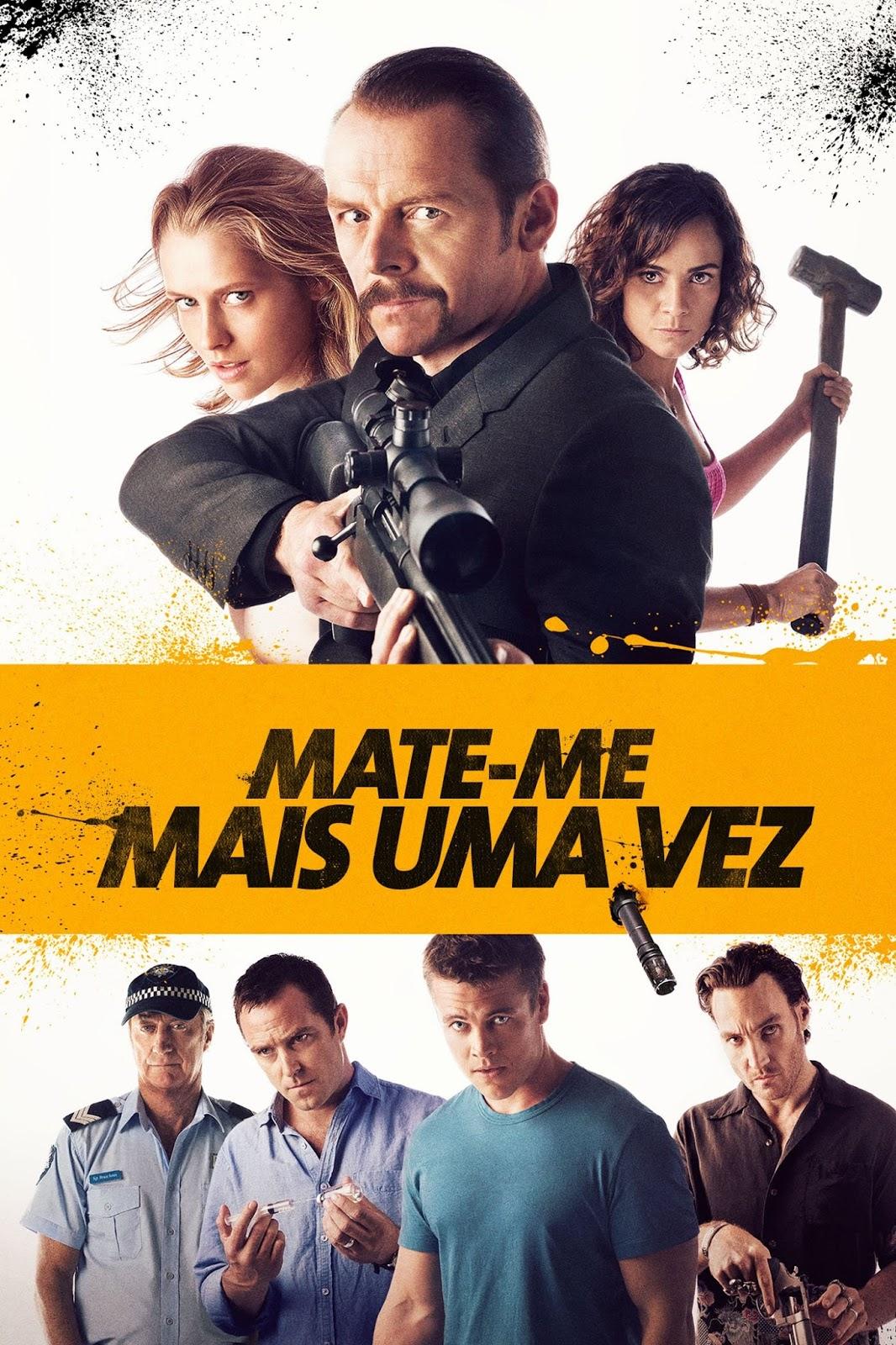 Mate-me Mais Uma Vez – Dublado (2014)
