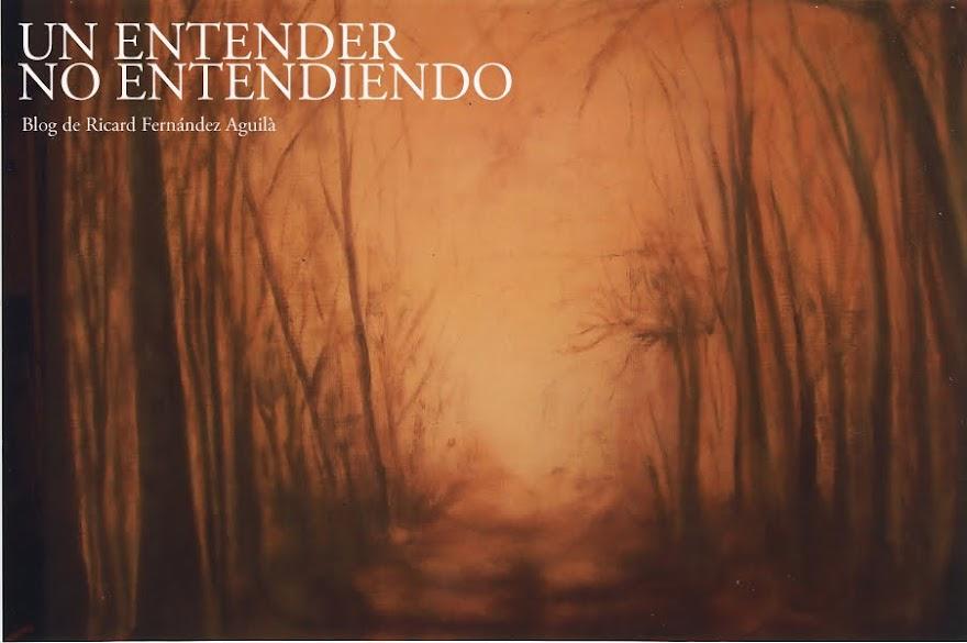 <p>UN ENTENDER<br> NO ENTENDIENDO</p>