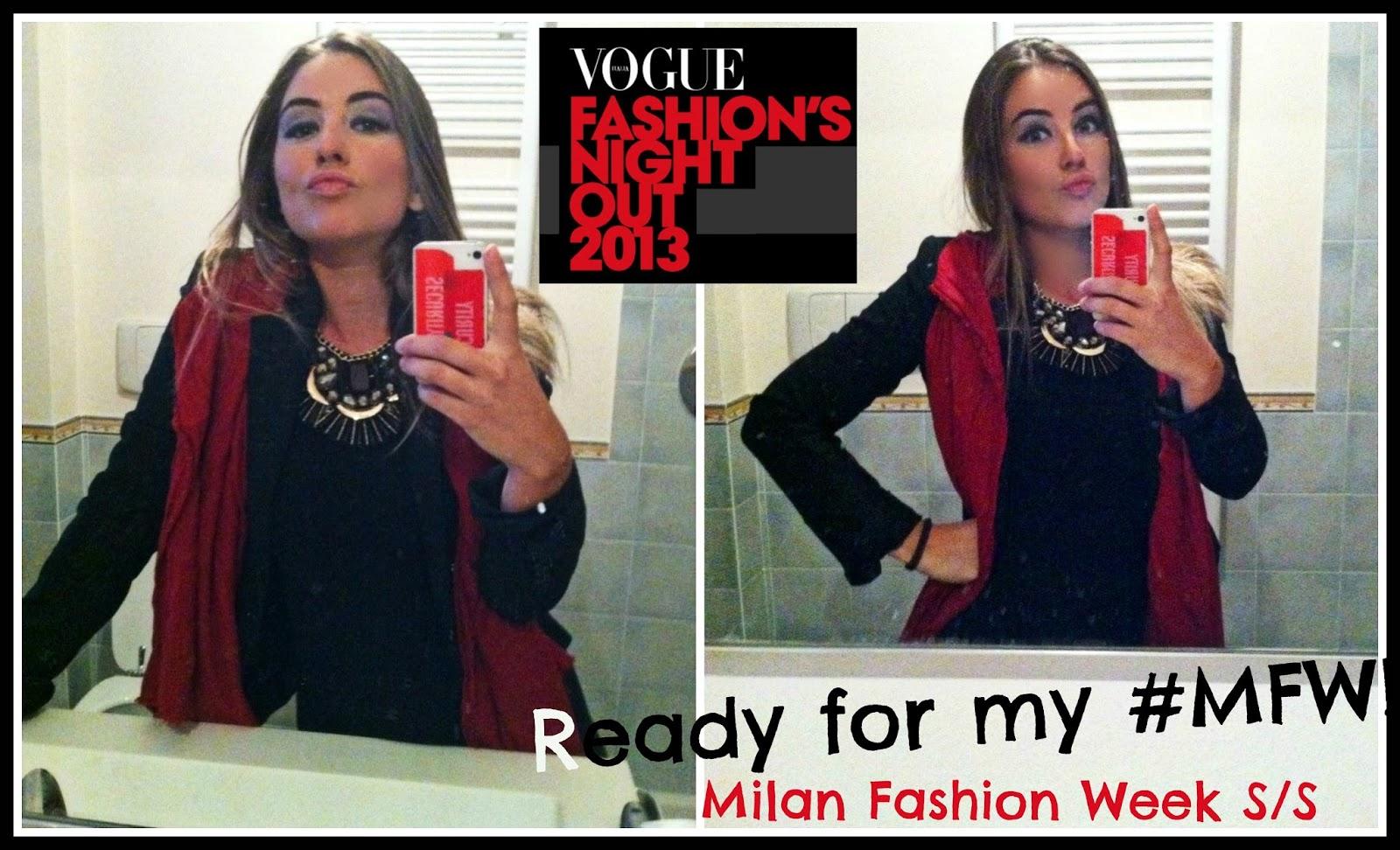 VFNO in #MILAN!