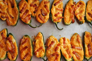 Jalapeño Poppers Recipe