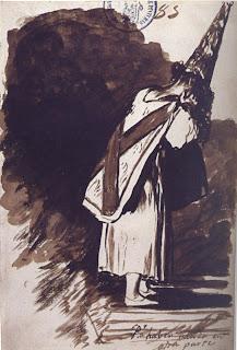 (Goya) Le bonnet d'âne est intemporel !