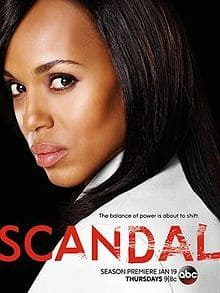 Série Scandal - 6ª Temporada - Legendada 2017 Torrent
