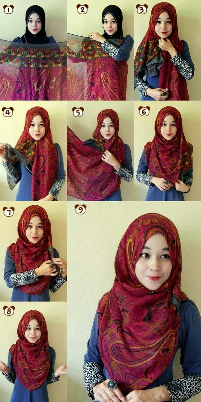 Stylish Hijab Stylish Hijab