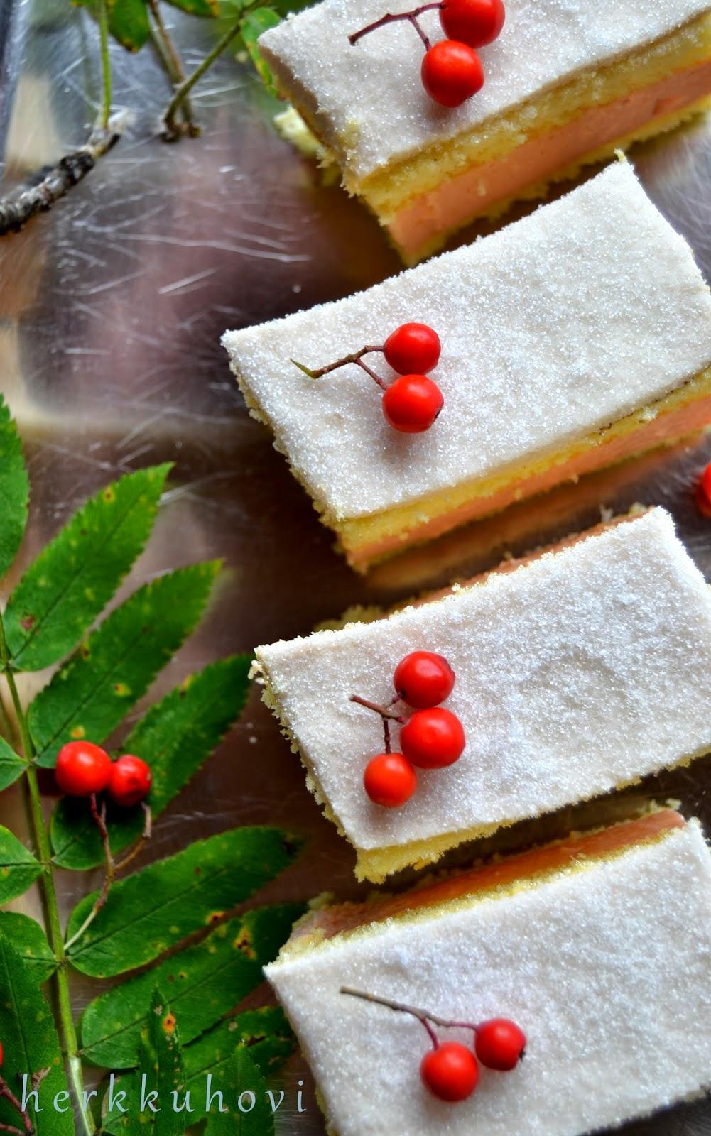 Pihlajanmarja-leivokset