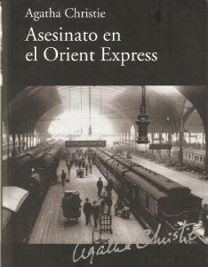 Asesinato en el Orient Express escritora Agatha Christie