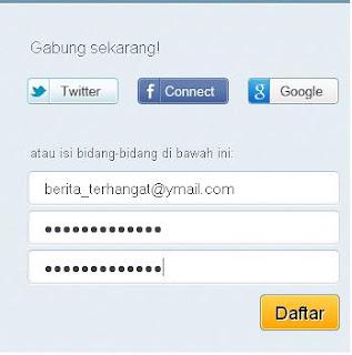 cara mendaftar di situs 4shared.com