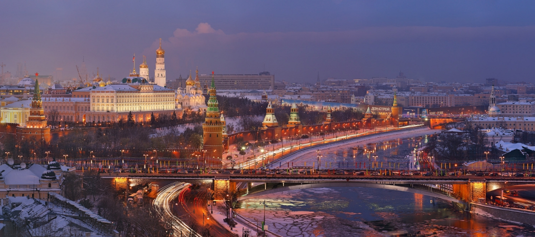 Moscow Tourism Stills