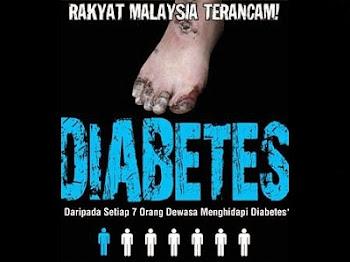 Set Diabetes/Penyakit Kencing Manis Shaklee