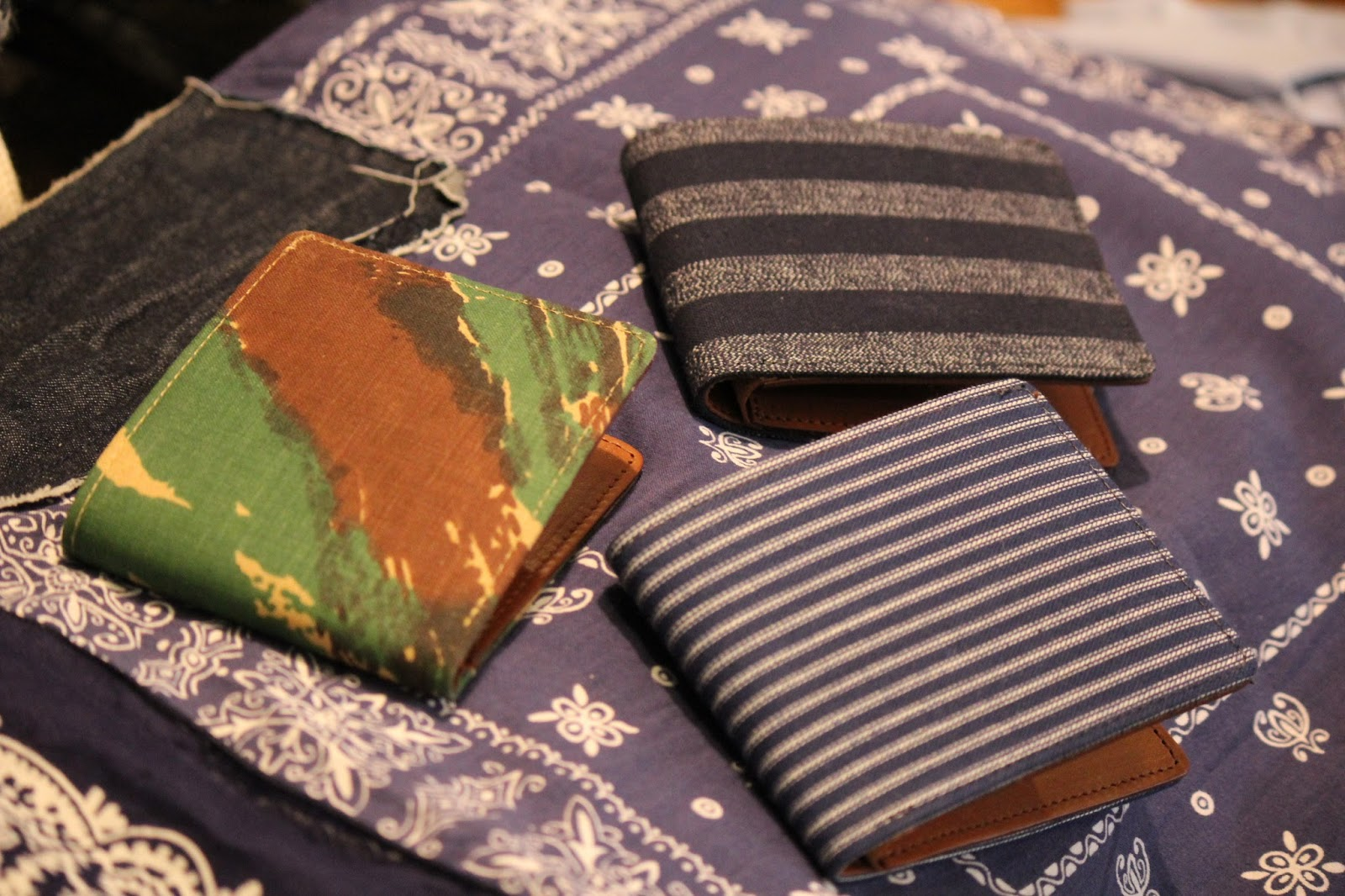 The Hillside wallet madeinusa ヒルサイド 財布