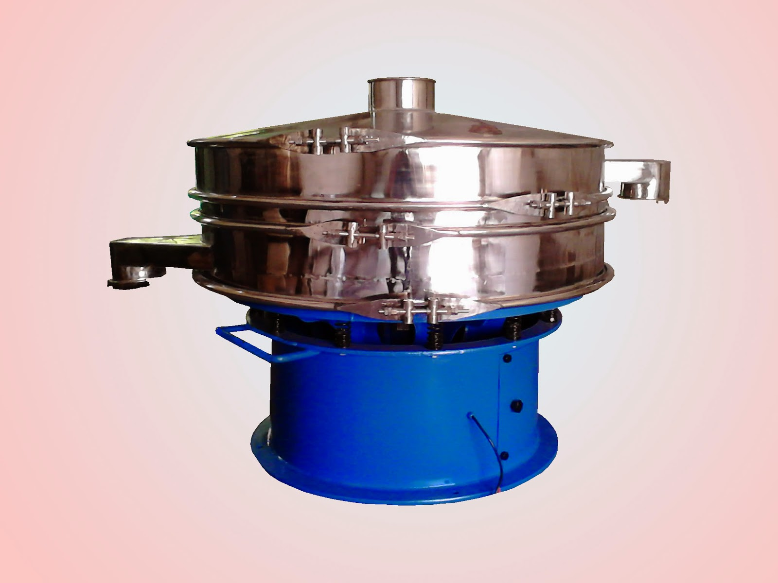 Vibro Sifter with 3HP Motor