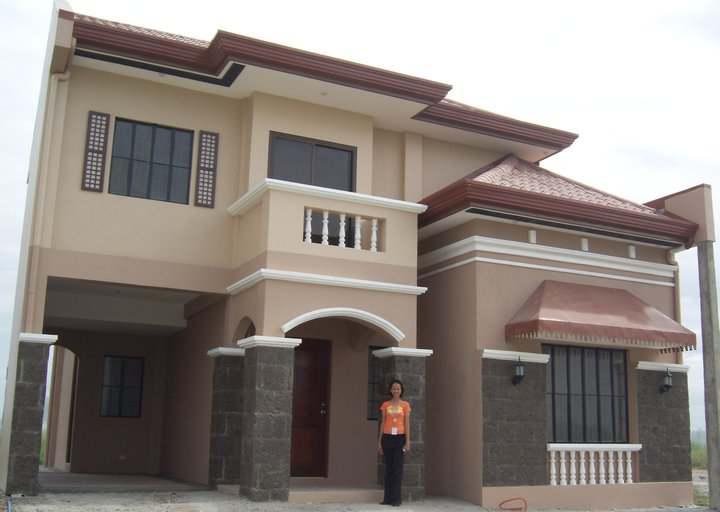 Casa amanda model house