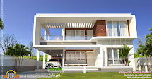 Kerala Home Design Sit Out
