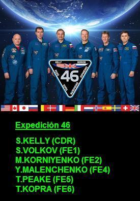Expedición 46