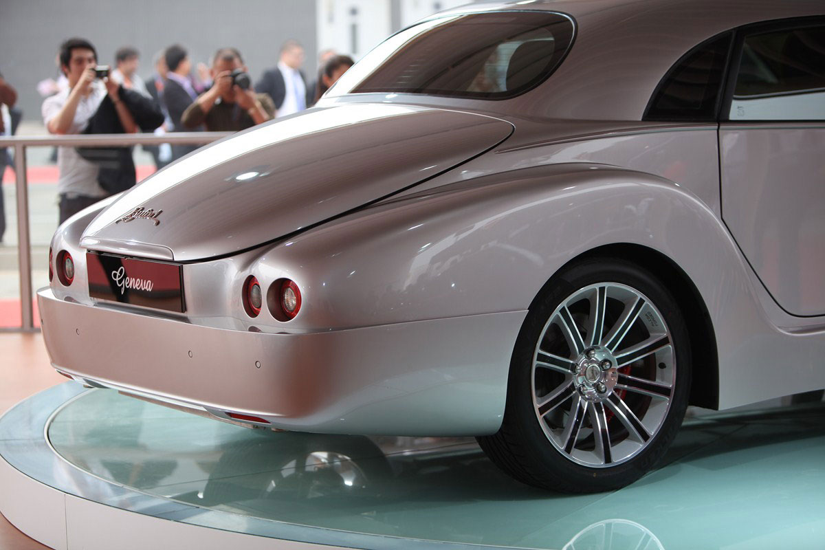 The Bufori Car Company...